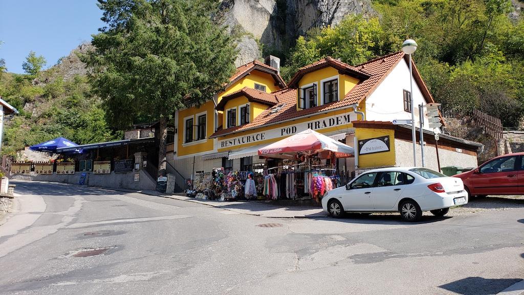Karlštejn Castle - Restaurace Pod Hradem