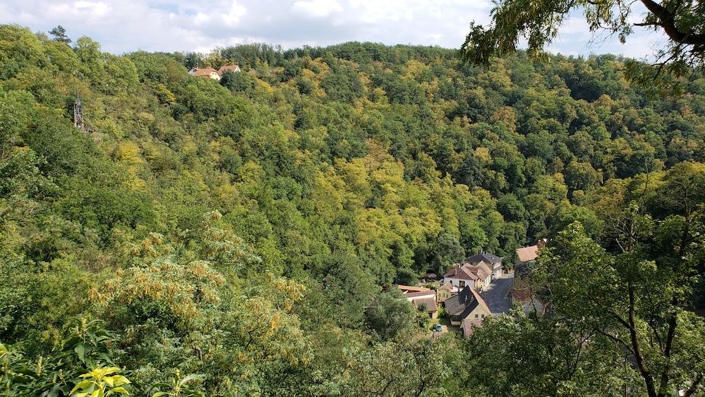 Křivoklát Castle - Surrounding View of the Area