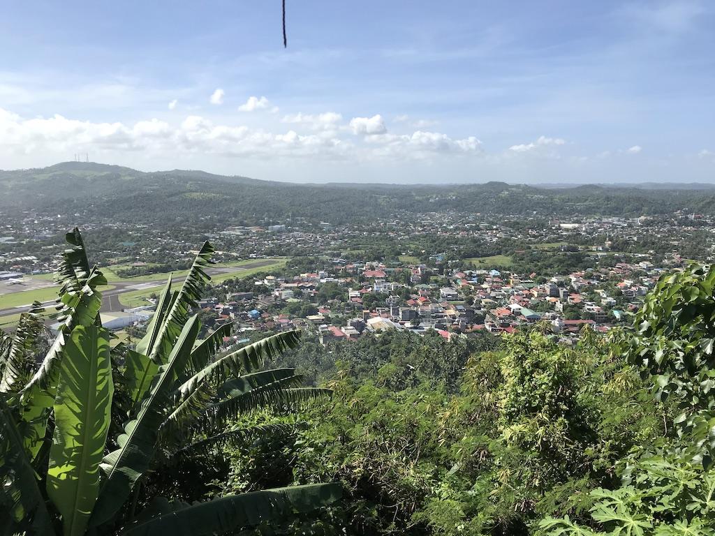 Legazpi, Albay, Philippines - City view from Lignon Hill