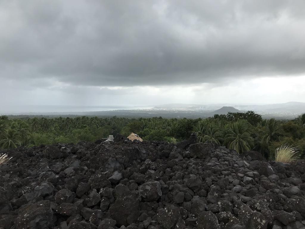 Legazpi Albay, Philippines - City from Mayon Volcano