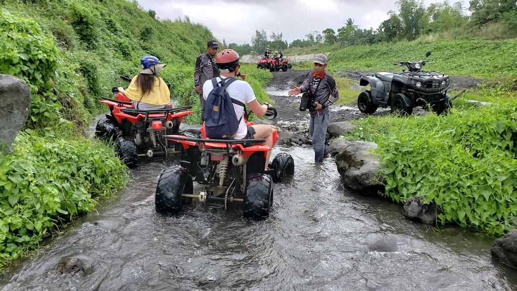 Legazpi, Albay, Philippines - Mayon ATV Tour