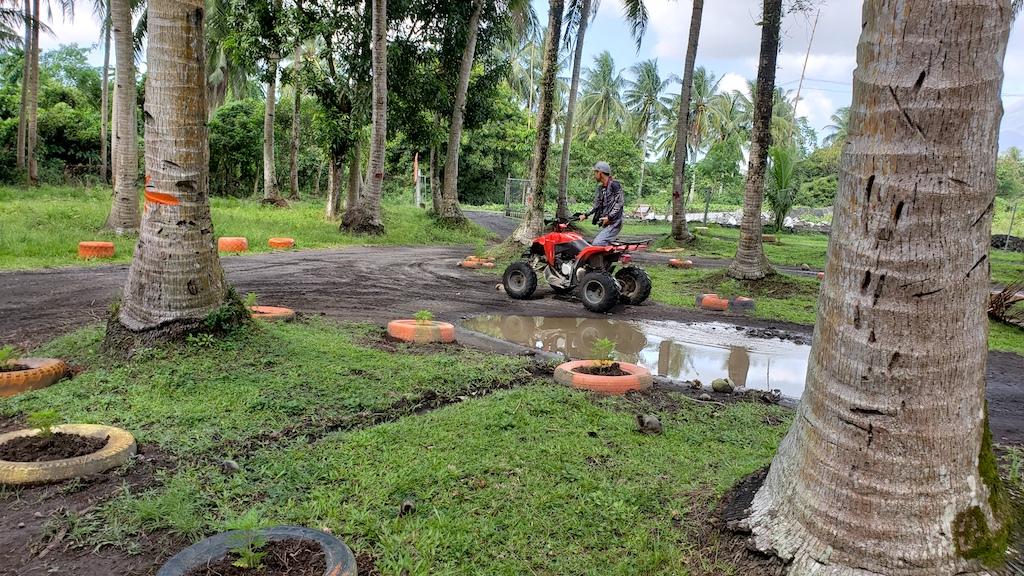 Legazpi, Albay, Philippines - Mayon ATV Tour Leader