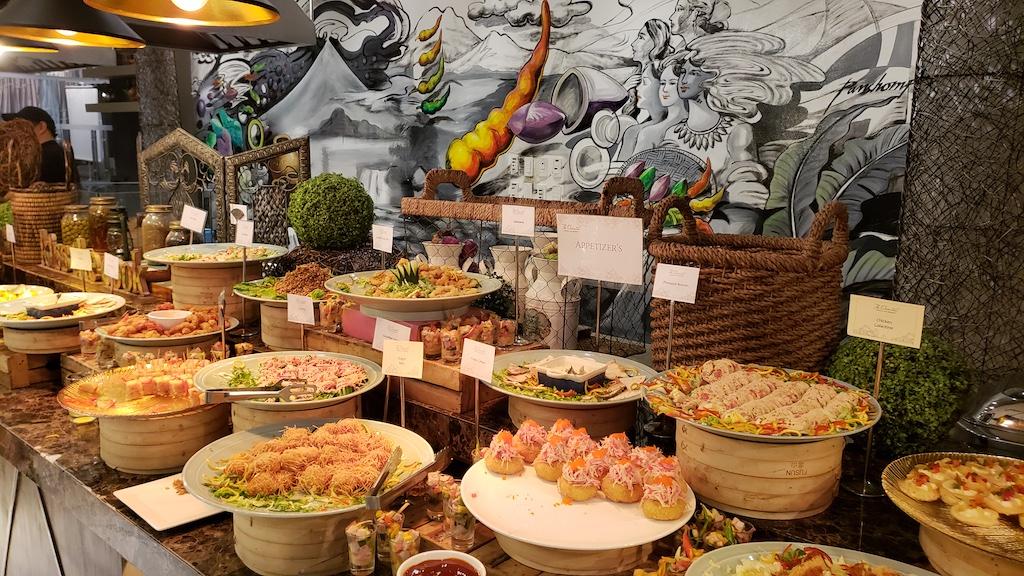 Legazpi, Albay, Philippines - Various Food at Oriental Hotel