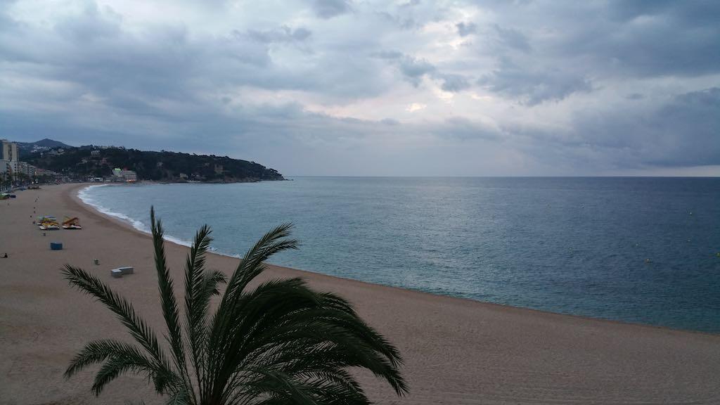 Lloret de Mar - The Beach Front
