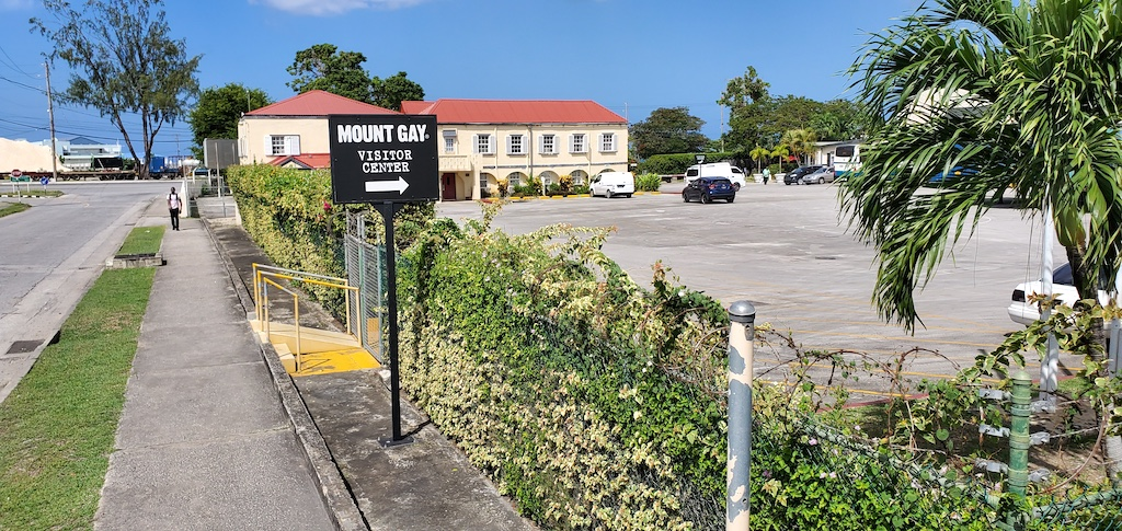 Mount Gay Visitor Center Barbados