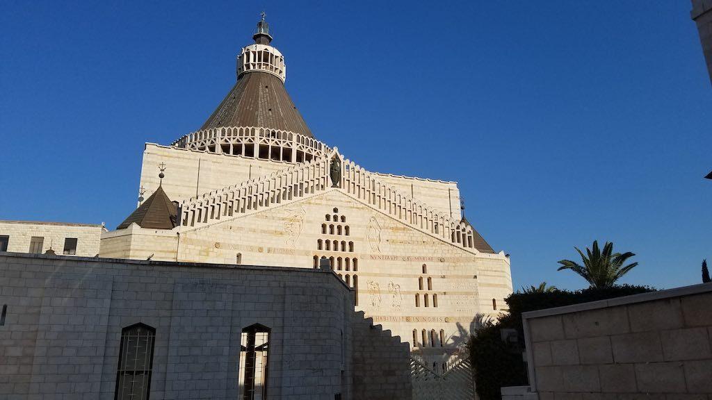 Nazareth, Israel - Basilica Of the Annunciation