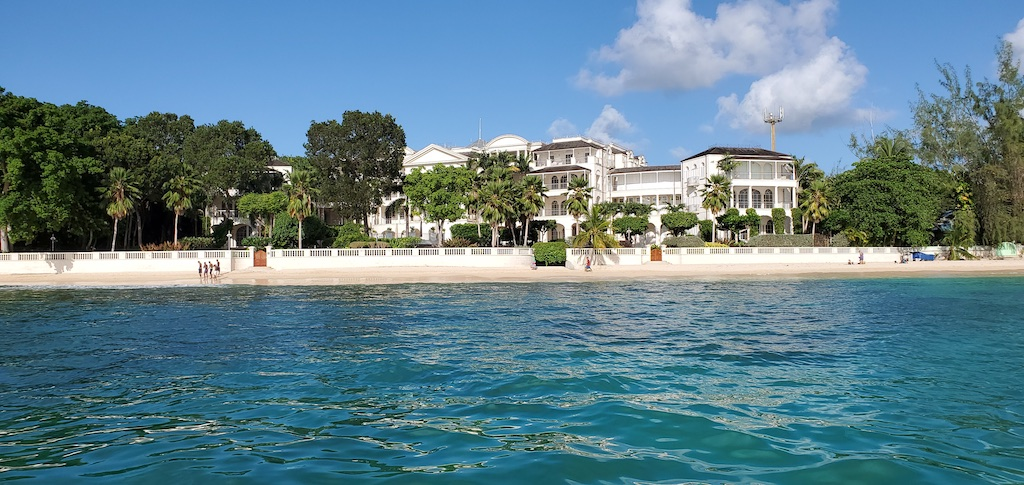 One Sandy Lane, Barbados