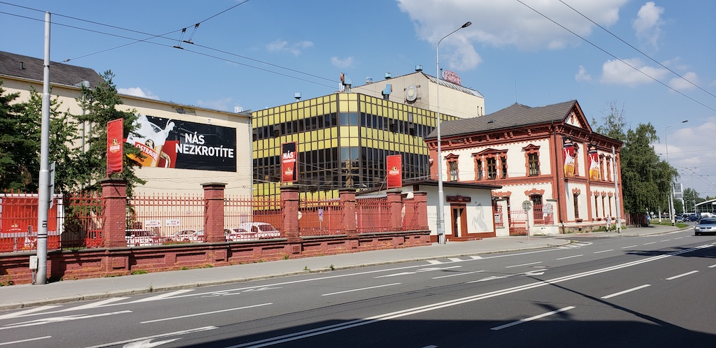 Ostrava, Czech Republic - Ostravar Brewery