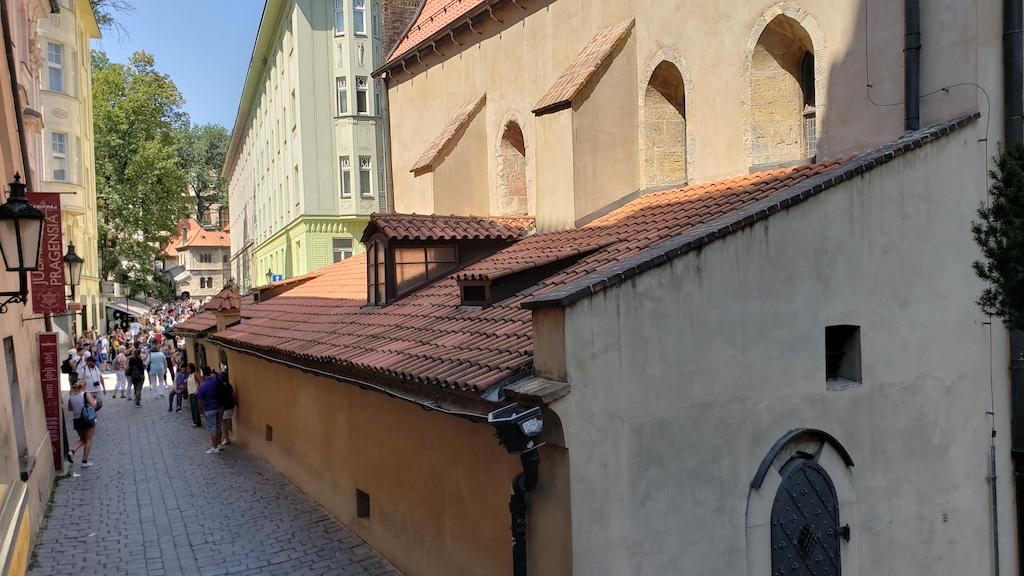 Prague, Czech Republic - Jewish Quarter