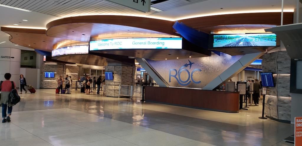 Richmond Airport (ROC)