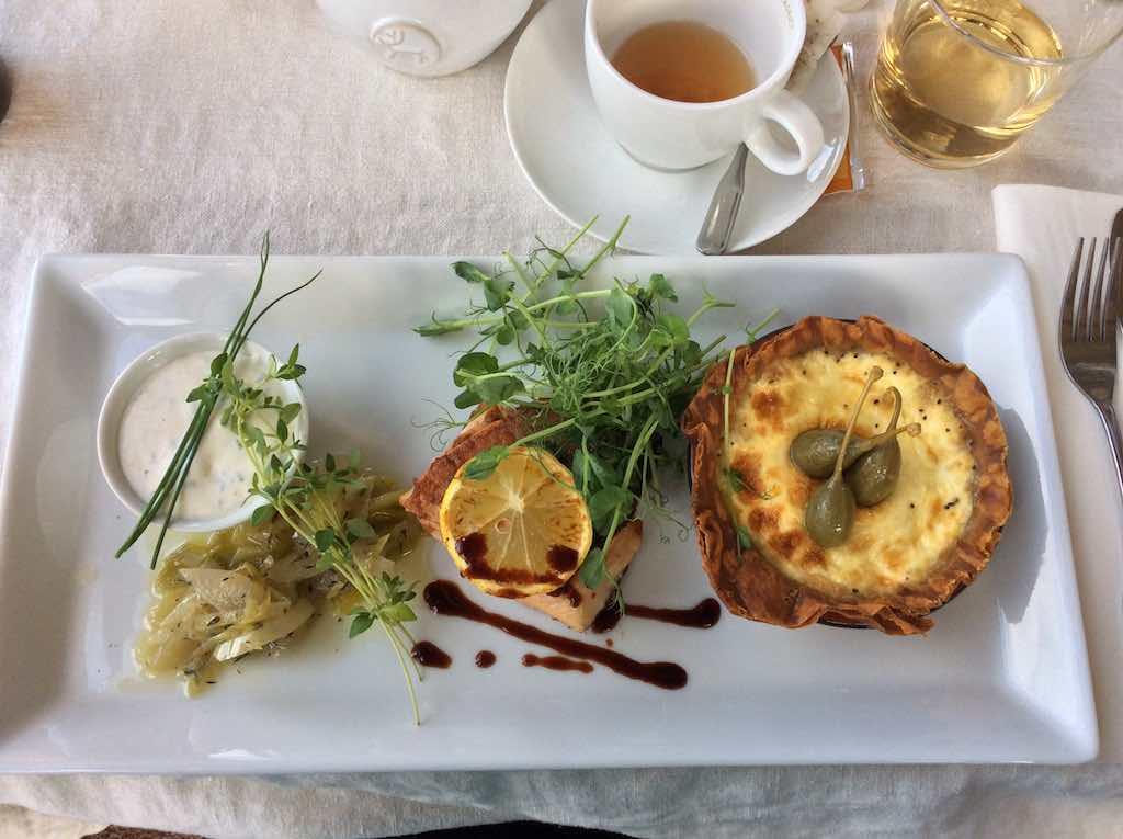 Saxnas-Swedish Food - Arctic Cha