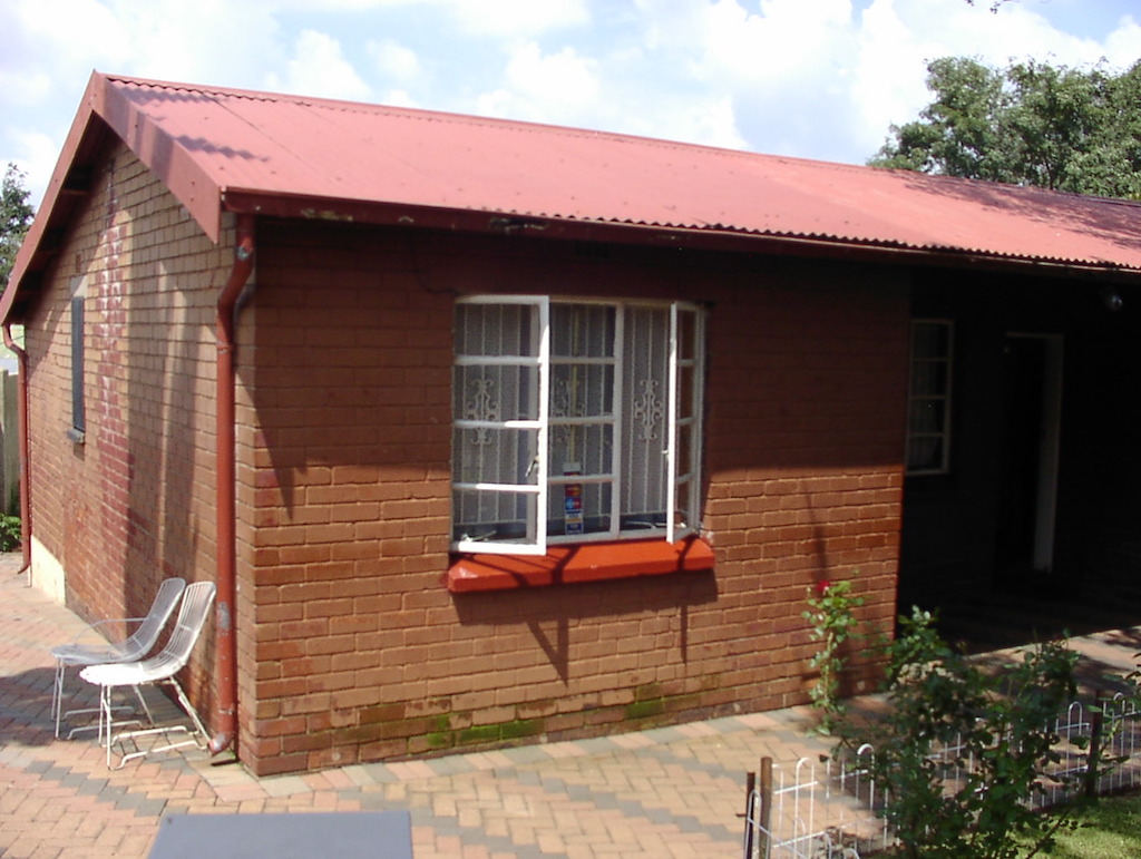 Nelson Mandella's House in Soweto, South Africa
