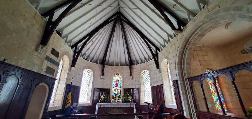 St. James Parish Church - Altar in Barbados