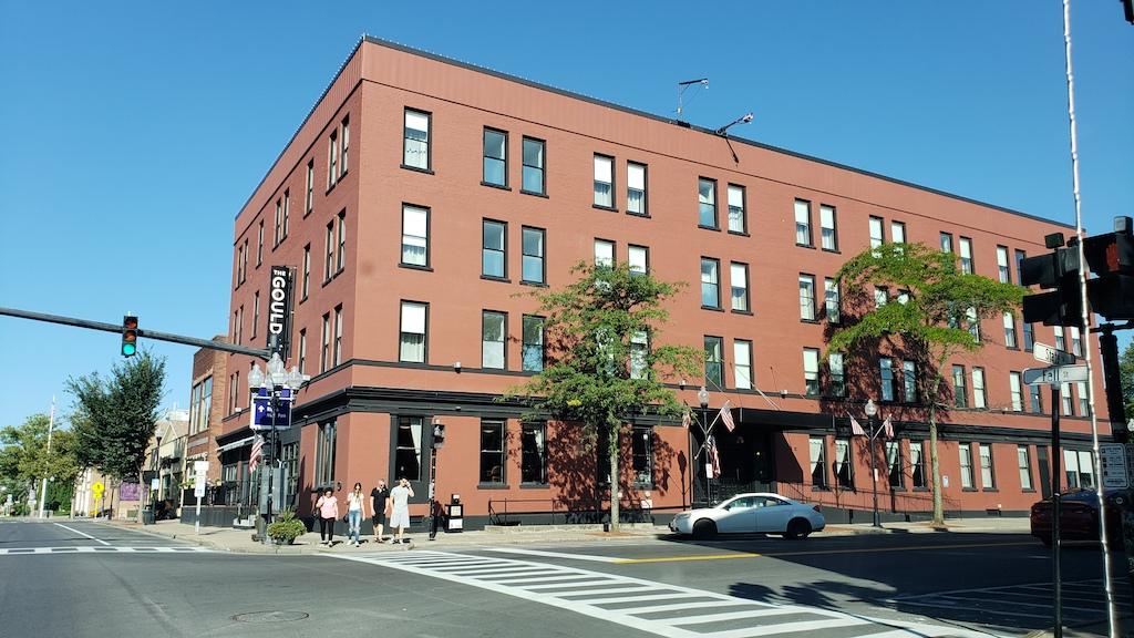 The Gould Hotel - Seneca Falls, NY USA