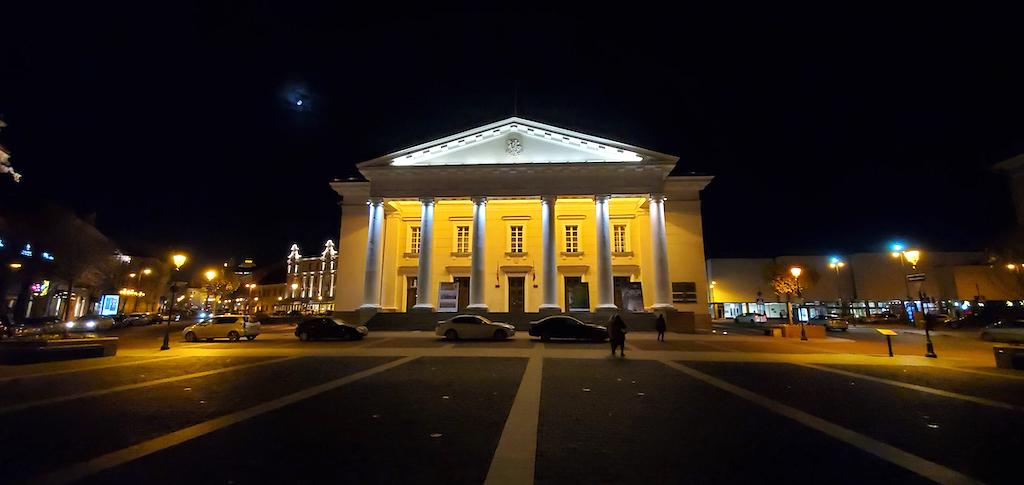 VIlnius, Lithiuania - VšĮ Vilniaus rotušė