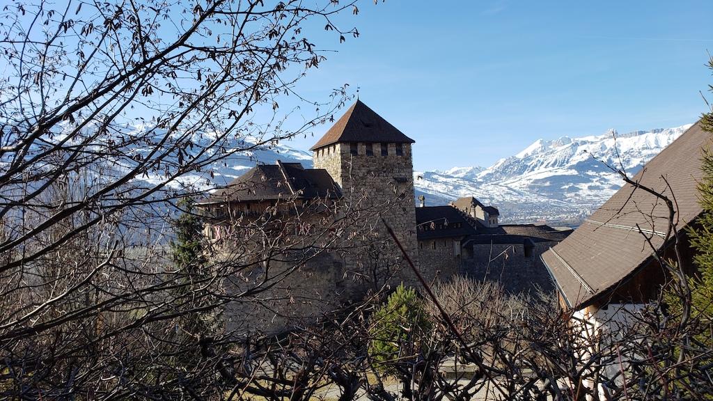 Vaduz, Liechtenstein - Vaduz Castle