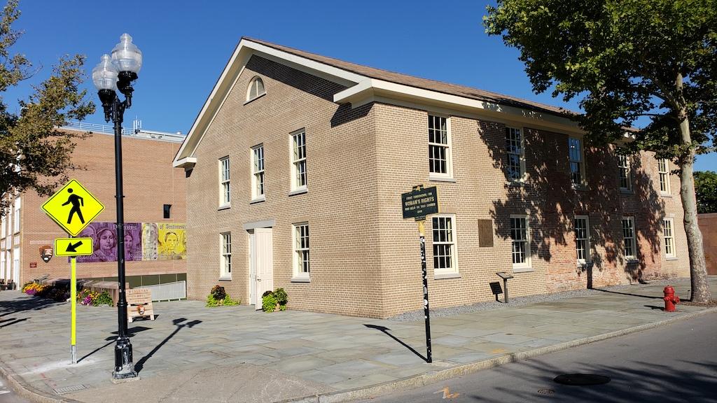 Women's Right Museum Seneca Falls, NY USA