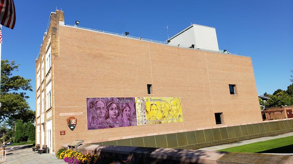 Women's Right Museum Main Building Seneca Falls, NY USA