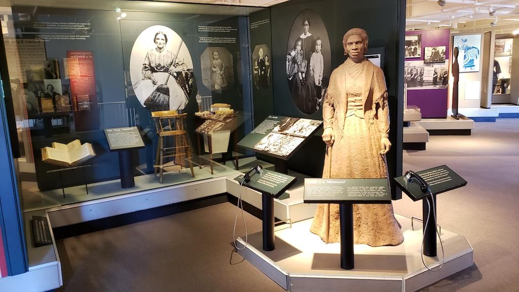 Women's Right Museum, Seneca Falls, NY USA