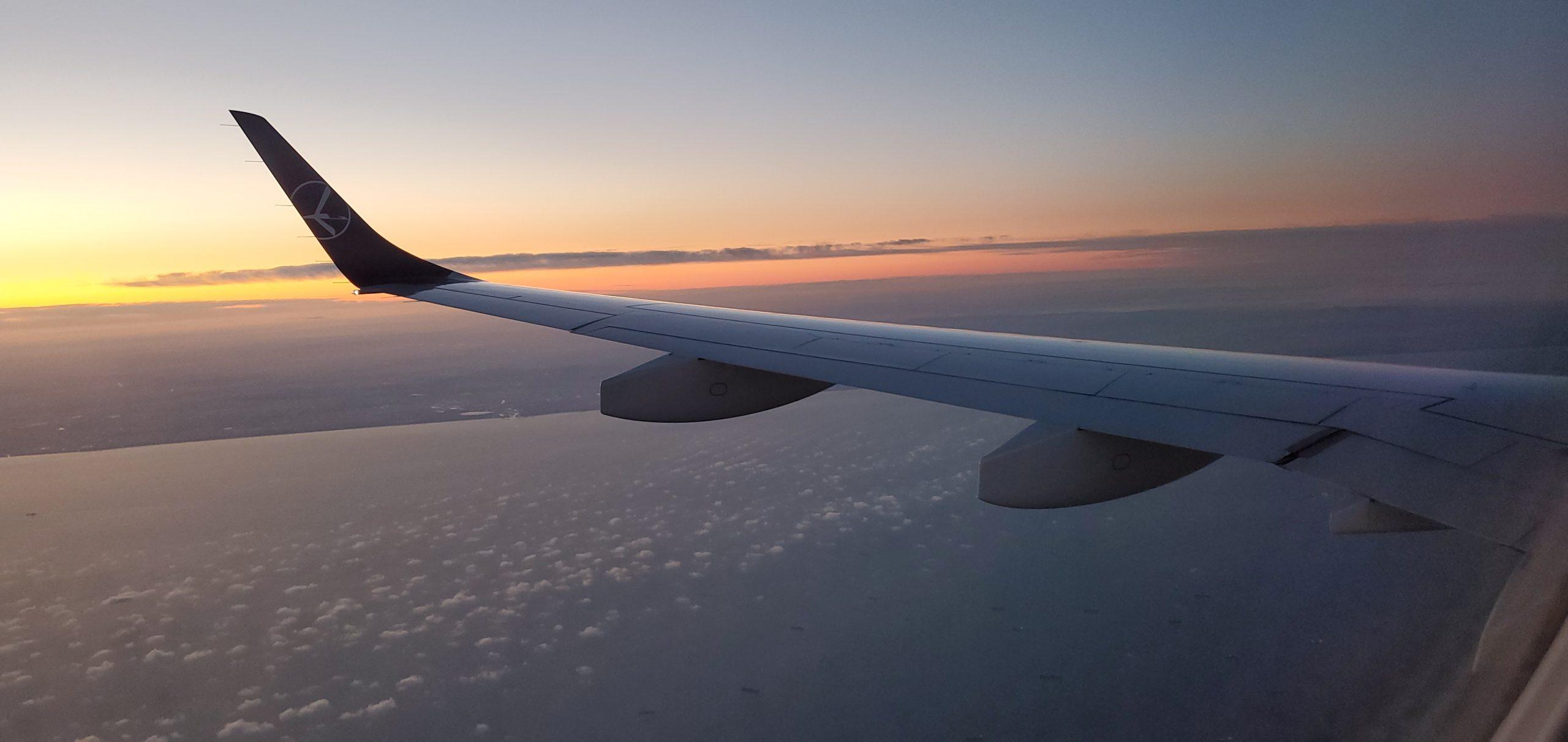 LOT Polish Airlines ERJ-190
