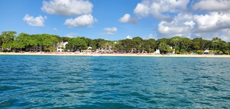 Sandy Lane Beach, Barbados
