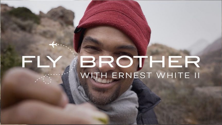 Ernest White II Fly Brother new PBS Show
