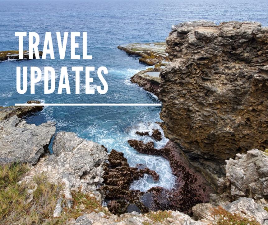 Coronavirus Travel Updates