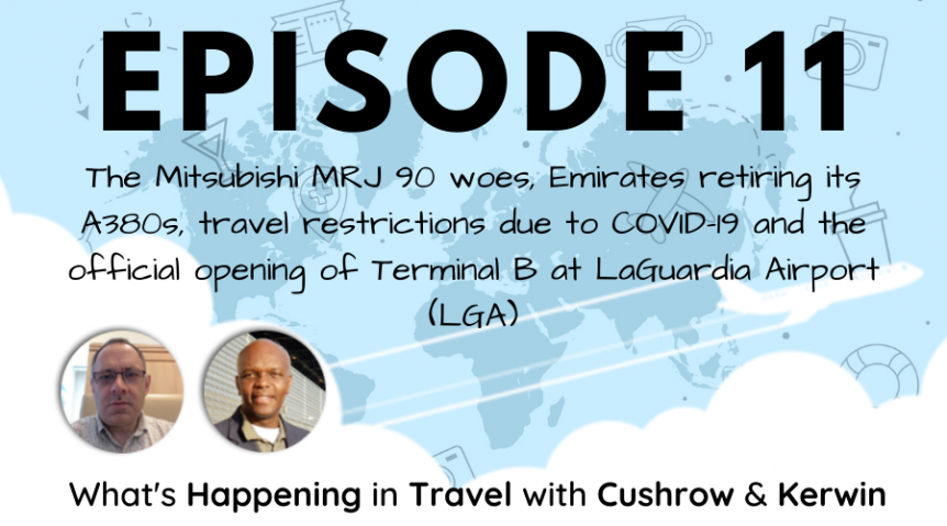 Episode 11: What's Happening in Travel