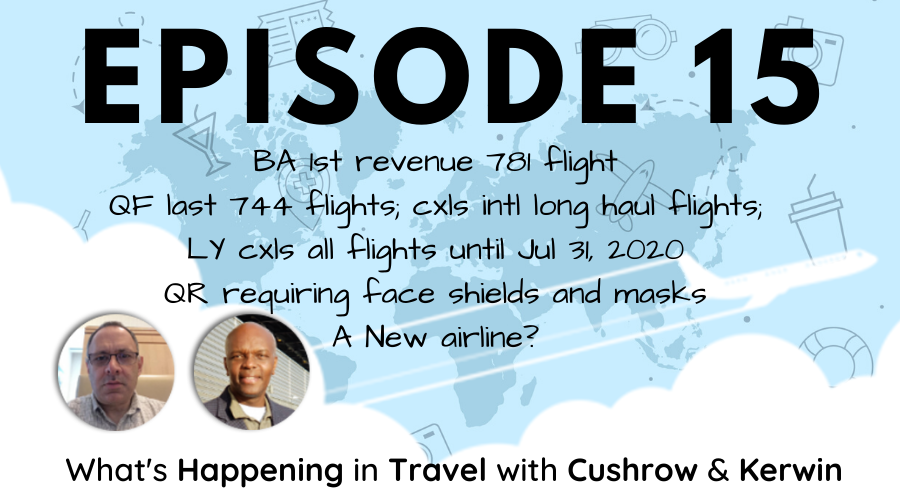 Episode 15: What's Happening in Travel