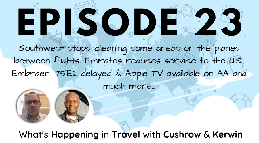 Episode 23: What's Happening in Travel