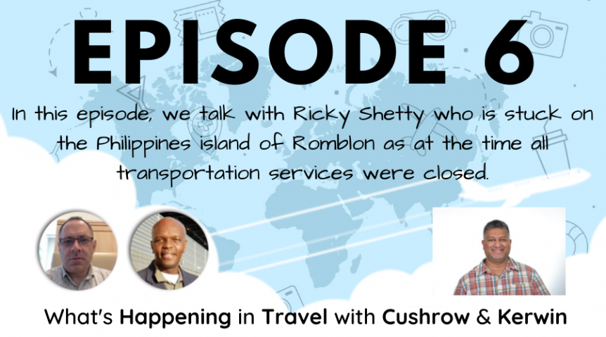 Episode 6: What's Happening in Travel
