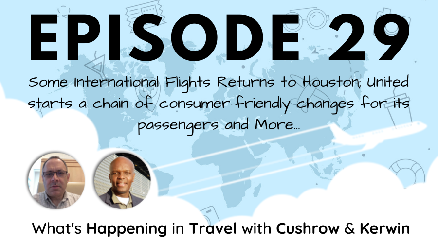 Episode 29: What's Happening in Travel