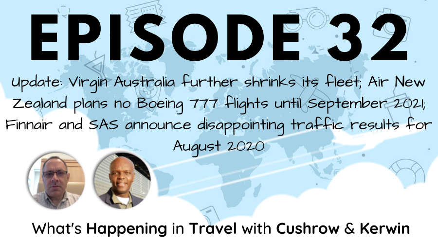 Episode 32: What's Happening in Travel