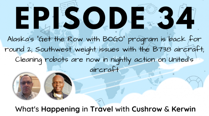 Episode 34: What's Happening in Travel