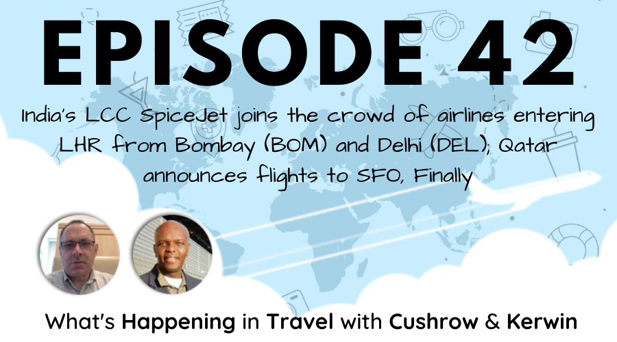 Episode 42: What's Happening in Travel
