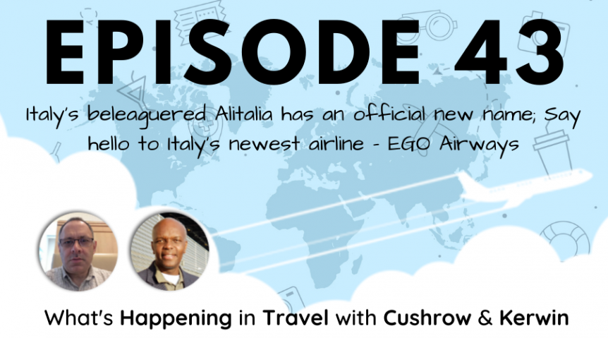 Episode 43: What's Happening in Travel large