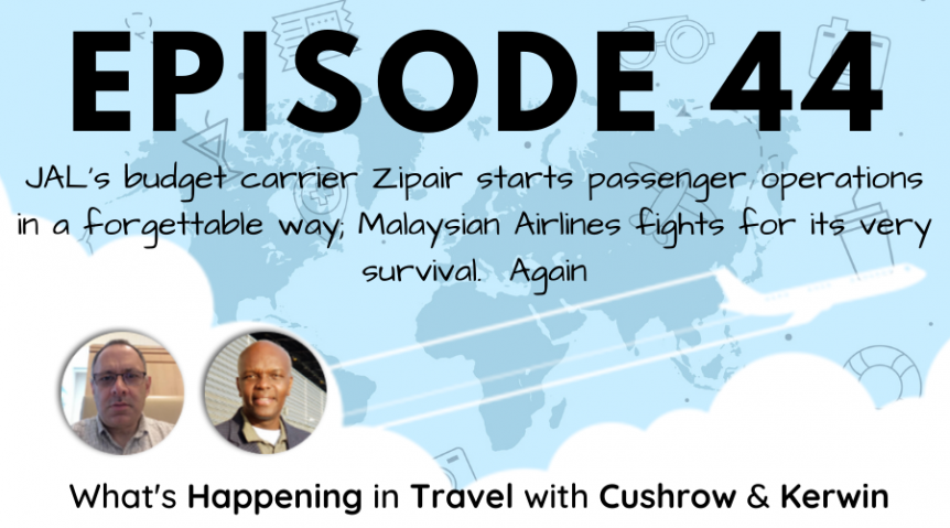 Episode 44: What's Happening in Travel large
