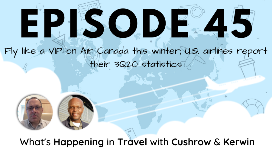 Episode 45: What's Happening in Travel large