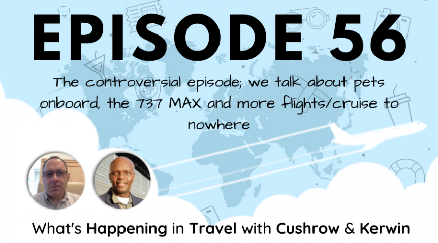 Episode 56: What's Happening in Travel large