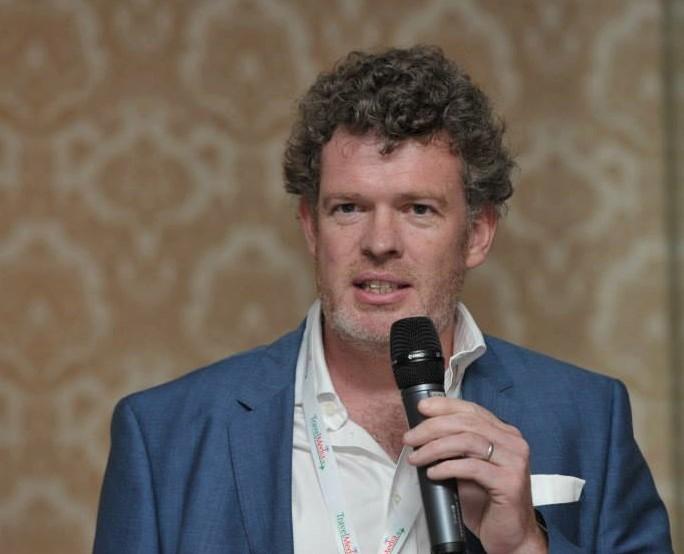 Michael Collins, TravelMedia.ie