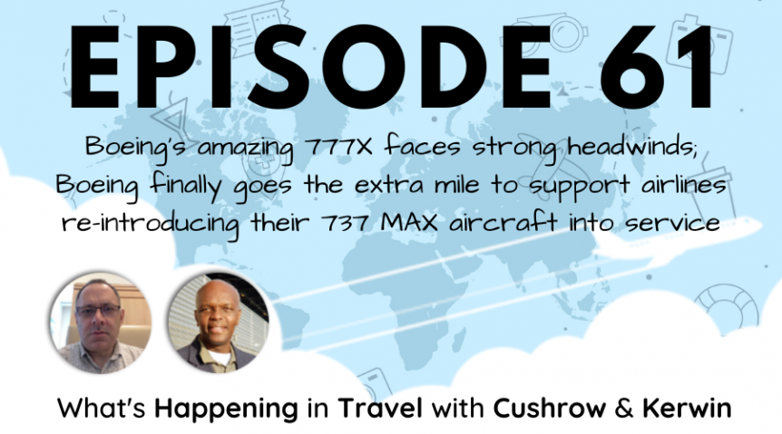 Episode 61: What's Happening in Travel