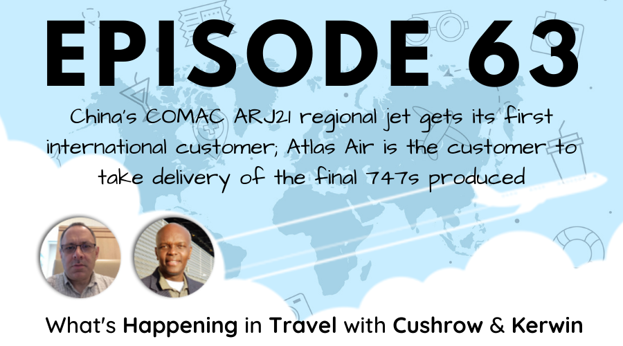 Episode 63: What's Happening in Travel