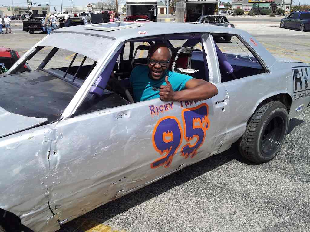 Hobbs, NM USA - Stock Car
