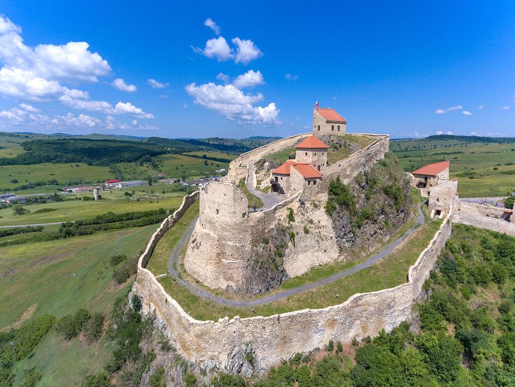 Rupea Fortress, Romania