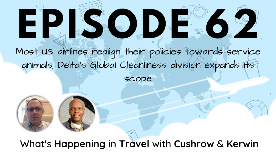 Episode 62: What's Happening in Travel
