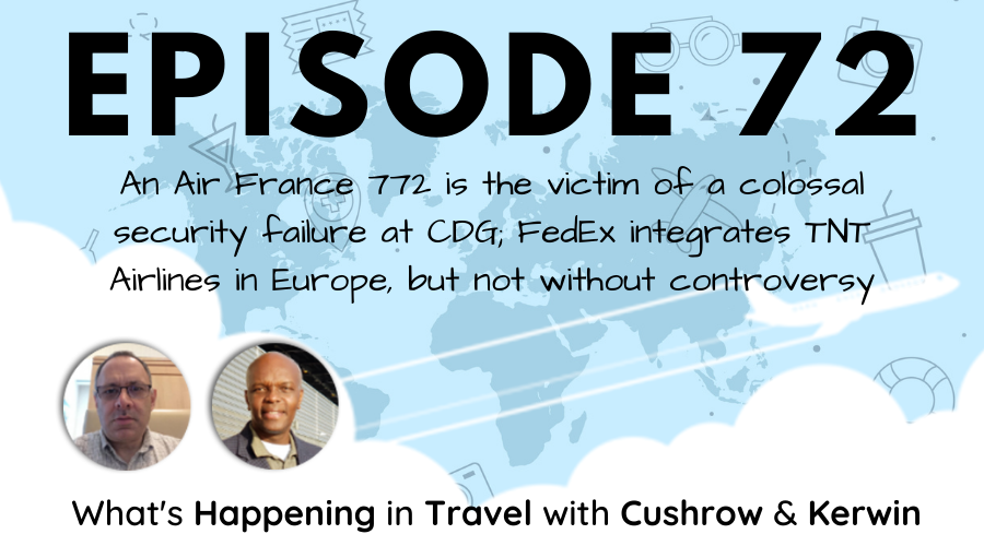 Episode 72: What's Happening in Travel