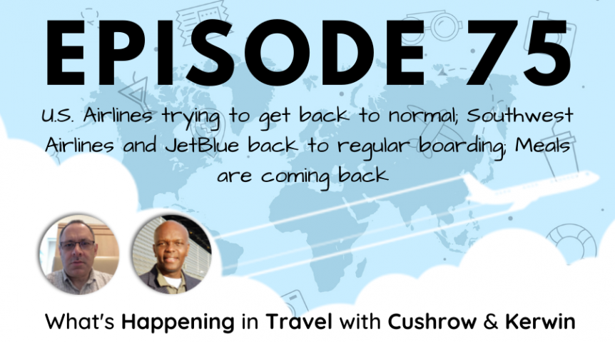 Episode 75: What's Happening in Travel