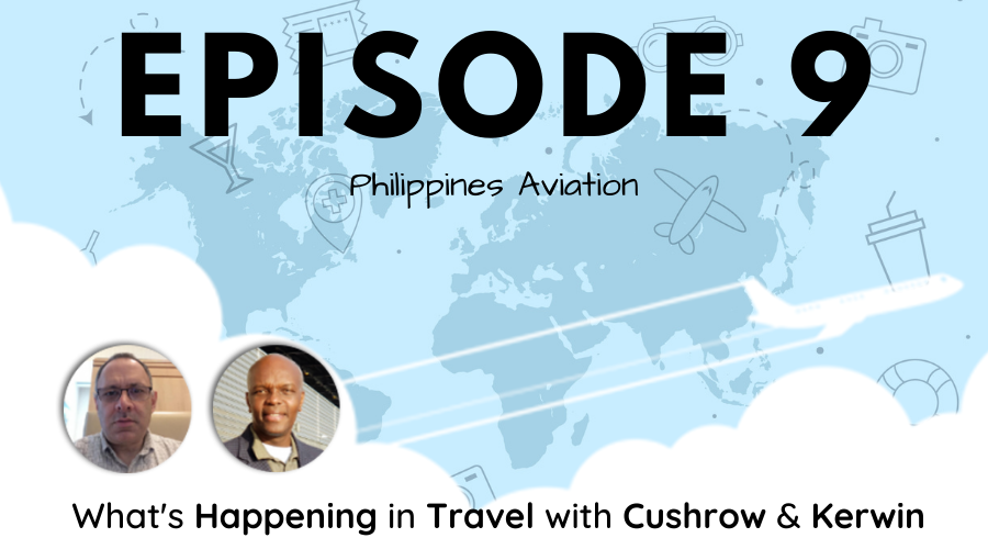 Episode 9: What's Happening in Travel