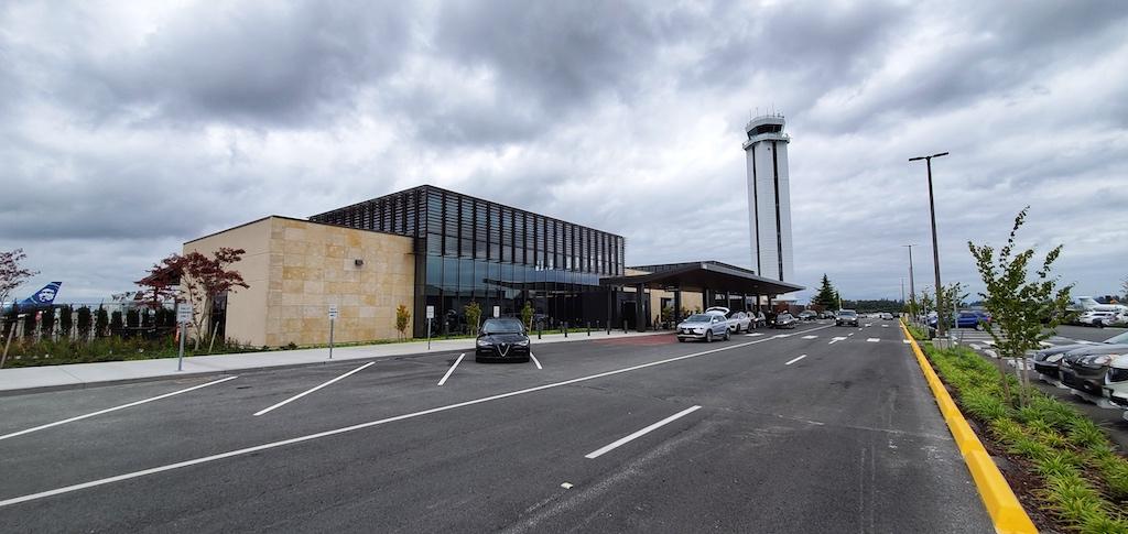 Paine Field Snohomish County Airport (PAE) Everett, WA