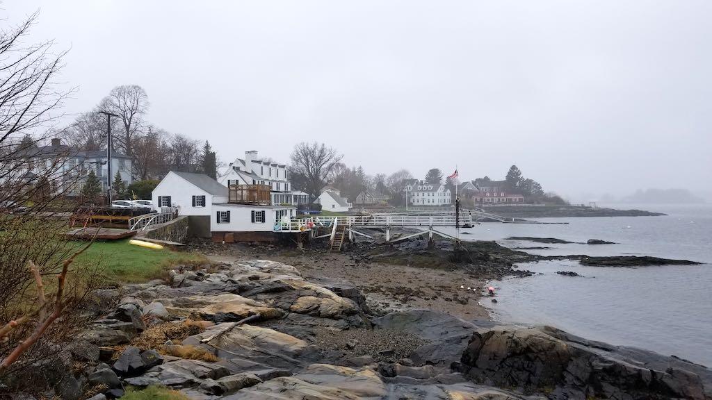 Portsmouth, New Hampshire USA - Coastline